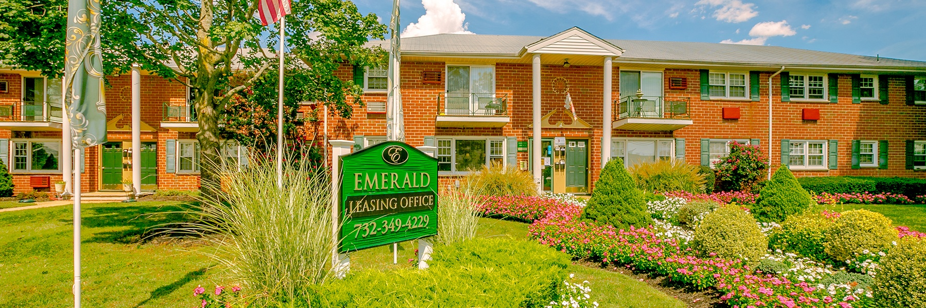 Emerald Apartments For Rent in Toms River, NJ Welcome