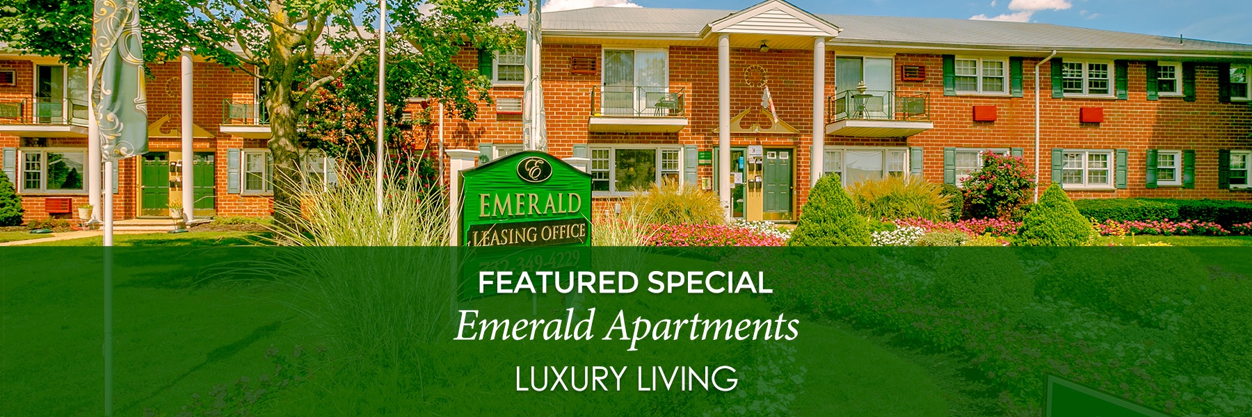 Emerald Apartments For Rent in Toms River, NJ Specials